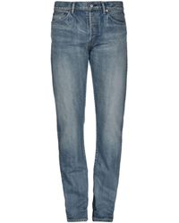 MR P. Denim Trousers - Blue