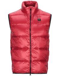 Blauer Down Jacket - Red