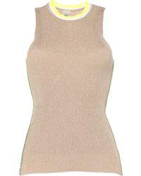 C-Clique Vest - Natural