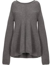 Forme D'expression Sweater - Gray