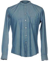 Brian Dales - Denim Shirts - Lyst