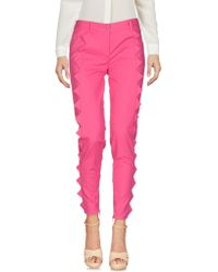 Boutique Moschino Casual Trouser - Pink