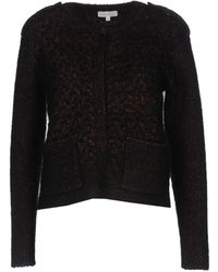 INTROPIA Cardigan - Noir