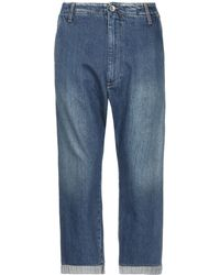 NV3® Denim Trousers - Blue