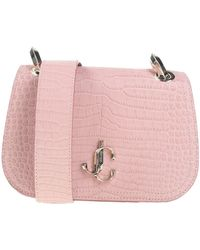 Jimmy Choo Cross-body Bag - Pink