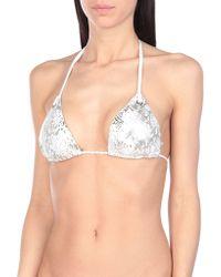 Liu Jo Bikini Top - White