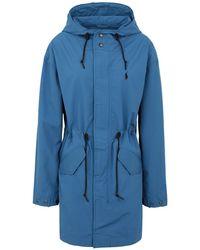 Polo Ralph Lauren Overcoat - Blue