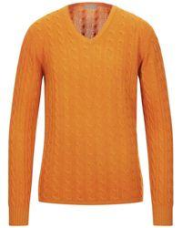 Cruciani Sweater - Orange