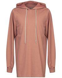 Rick Owens Sweat-shirt - Rose