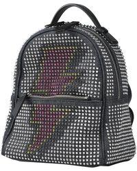 Les Petits Joueurs Backpacks & Bum Bags - Gray