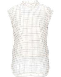 Calvin Klein Blouse - Blanc