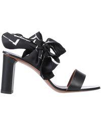 Atp Atelier Sandals - Black