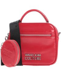 Versace Jeans Couture Shoulder Bag - Red