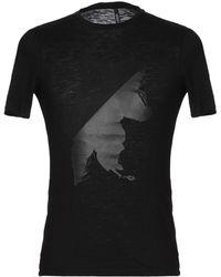 Neil Barrett T-shirt - Nero