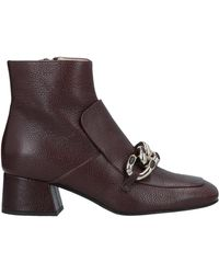 Alberto Gozzi Ankle Boots - Brown