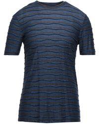 Giorgio Armani - T-shirt - Lyst