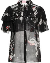 Giamba Camisa - Negro