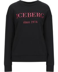 Iceberg Sweatshirt - Black