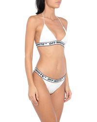 Off-White c/o Virgil Abloh Bikini - White