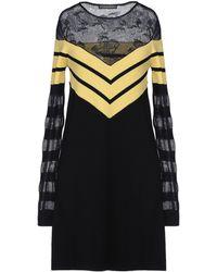 ALEXACHUNG Robe courte - Noir
