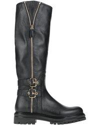 Loriblu Knee Boots - Black