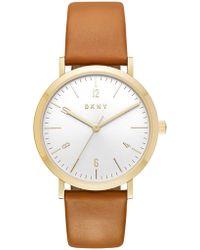 DKNY - Minetta Watch - Lyst