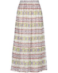 Mes Demoiselles Long Skirt - Multicolor