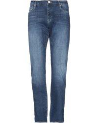 Henry Cotton's Pantaloni jeans - Blu