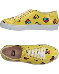 Boutique Moschino Low-tops & Trainers - Yellow