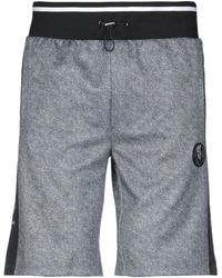 Philipp Plein Bermuda Shorts - Gray