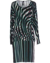 Pianurastudio - Short Dresses - Lyst