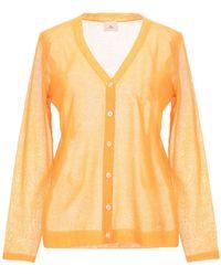 Peuterey Cardigan - Orange