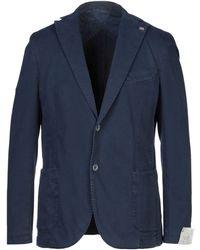 Barbati Suit Jacket - Blue