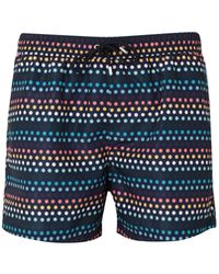 Paul Smith Short de bain - Bleu