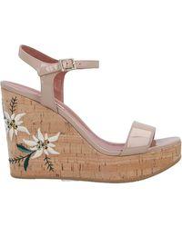 Bally Sandals - Natural