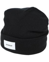 Dondup Hat - Black