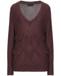 Ki6? Who Are You? Jumper - Brown