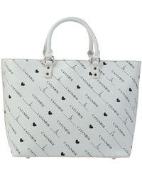 CafeNoir Cross-body Bag - White