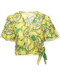 Diane von Furstenberg Camicia - Giallo
