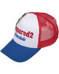 DSquared² Cappello - Bianco