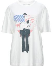 Telfar Camiseta - Blanco