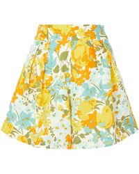 Faithfull The Brand Shorts - Yellow