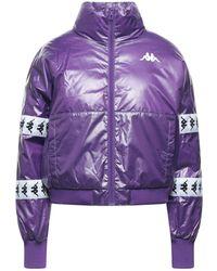 Kappa Jacket - Purple