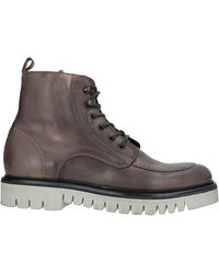 Pawelk's Ankle Boots - Brown