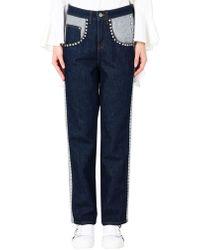 Tommy Hilfiger Pantaloni jeans - Blu