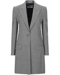 Givenchy Manteau long - Gris