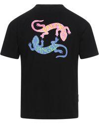 Palm Angels T-shirts - Schwarz