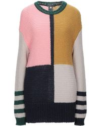 ALEXACHUNG Pullover - Rose