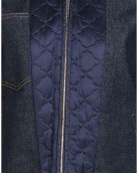 Fendi Denim Outerwear - Blue