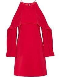 Rosetta Getty Vestito corto - Rosso